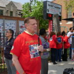 Michael Pfleger No shooting in Chicago Over Mothers Day Weekend